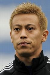 本田圭佑 (写真:Witters/フォート・キシモト)