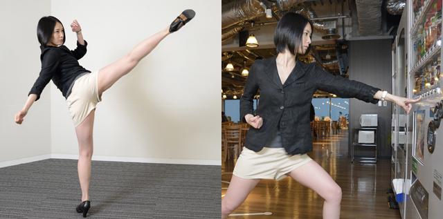 OL八極拳!オフィスでの護身術から恋愛術まで、中国拳法を日常生活で使ってみた。