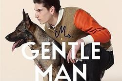 MR.GENTLEMAN、2012-13秋冬の最新コレクション