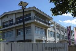 自殺した生徒、加害者とされる生徒の双方が通っていた宮城県仙台市立館中学校