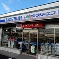 ローソン・スリーエフの店舗。(写真:スリーエフ/ローソン発表資料より)