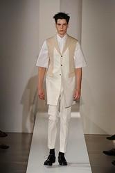 ジル・サンダー、創業デザイナー復帰後初のコレクション発表 2013春夏メンズ