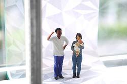 世界初の3D写真館「OMOTE 3D SHASHIN KAN」表参道に限定オープン