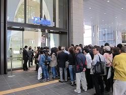 JR大阪三越伊勢丹、SC形態導入し2015年春リニューアル