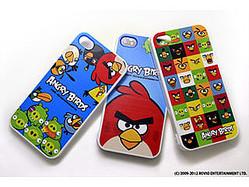 ラナ、ゲームアプリ「ANGRY BIRDS」をモチーフにしたiPhoneカバー