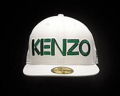 KENZO×NEW ERAコラボキャップ 伊勢丹限定ストアで販売