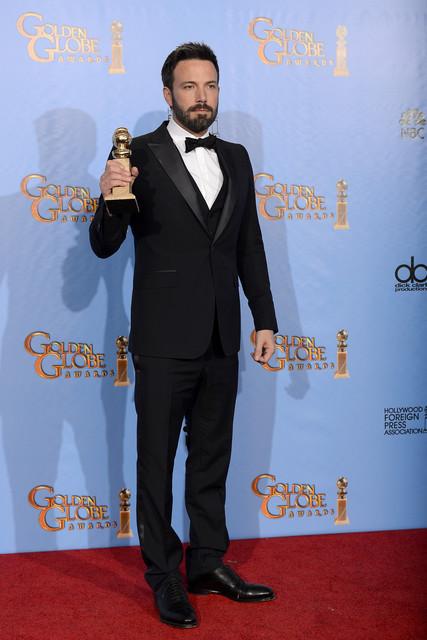 第70回ゴールデン・グローブ賞にて ベン・アフレックなどがグッチを着用して華やかに登場!