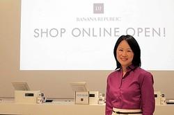 Gapが日本版オンラインストアに寄せる期待「新しいマーケットの形を創造したい」