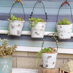 おしゃれでかわいい♪植木鉢の簡単手作り&リメイクアイデア集