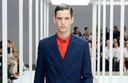 Dior Homme、2013春夏の最新コレクション
