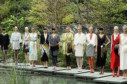 「未来につなげることがデザイナーの使命」ソマルタが2014年春夏コレクション発表