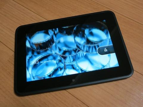 アカウントの設定不要!アマゾンの7インチタブレット「Kindle Fire HD」の初期設定をしてみた【レビュー】