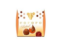 新食感グミcororoに新味チョコレートベイクドアップルが登場!