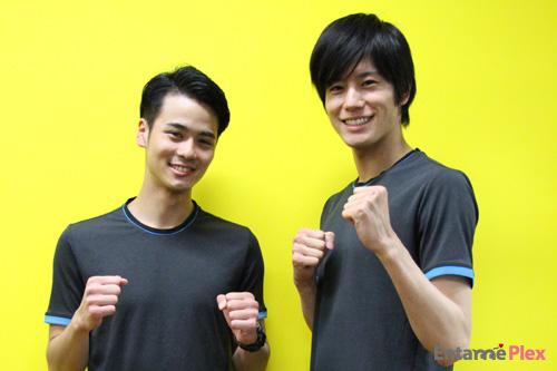 [画像] イケメンモデルユニット「岩永兄弟」が番組企画でフルマラソンに挑戦!