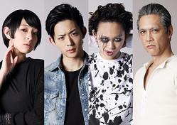左から日南響子、竜星涼、須賀健太、加藤雅也 ©2015東映ビデオ