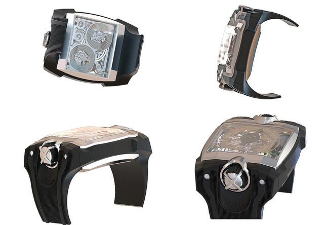 【バーゼル2012新作情報】ウブロが 『MP-04 アンティキティラ』を発表!