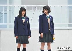 三浦しをん原作の第2話「炎」で共演する土屋太鳳&門脇麦