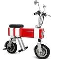 家庭用電源もOK!60分で充電が完了する超コンパクトな電動バイクが登場