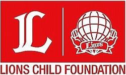 チームカラーに使用されている「赤」を基調としたロゴ