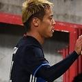 本田圭佑が日本代表落選と報道 ハリルホジッチ監督が招集外を通告か