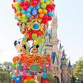 30周年を超えてもなお根強い人気を誇る東京ディズニーリゾート。(写真=時事通信フォト)