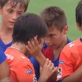 話題騒然!日本チームを慰めるU-12バルセロナが大人すぎると絶賛の声
