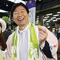 岡山県知事選 現職の伊原木隆太氏が当選を確実に