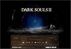 最新作『DARK SOULS II』公式サイトオープン! 最新トレーラー映像も公開へ