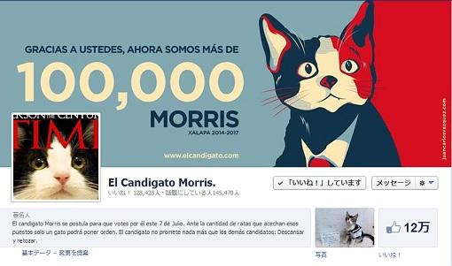 El Candigato Morris