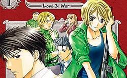 武力的検閲から本を守る日本の漫画『図書館戦争』