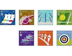 ポール・スミス、ロンドン五輪の記念切手をデザイン 日本発売も