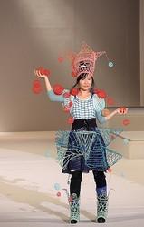 青森でファッション甲子園開催 ガッツのショーやUstream配信も