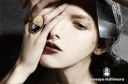 新進ブランド「masaya nishimura」未来的アクセサリーの新作発表