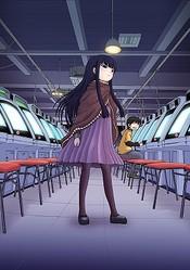 連載再開が決定した「ハイスコアガール」  - (C) Rensuke Oshikiri / SQUARE ENIX