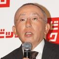 ユニクロ失速の原因は・・・(写真は柳井正・ファーストリテイリング会長、2012年9月撮影)