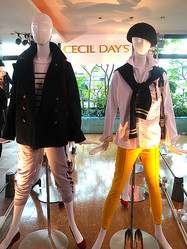 セシルマクビーのライフスタイル提案型セレクトショップ「CECIL DAY′S」デビュー