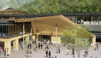 [画像] 高尾山の麓に天然温泉?癒やしのスポットが新登場