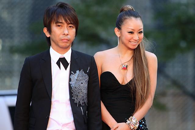 松浦 勝 人 結婚