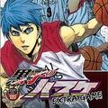 原作コミック「黒子のバスケ EXTRA GAME」書影  - (C) 藤巻忠俊/集英社