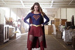 待ってるわよ。 「SUPERGIRL/スーパーガール」より  - Robert Voets / CBS via Getty Images