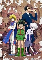 TVアニメ『HUNTER×HUNTER』、劇場版の製作が決定! ストーリーはオリジナル