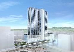 立川「第一デパート」閉館 跡地は駅直結の複合ビル
