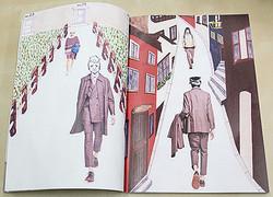 中川瞬がデザイナーに就任「バナル シック ビザール」雑誌TUNEでコレクション発表