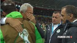 サッカー日本代表監督・ハリル氏は山下真司・松岡修造ばりに一緒に戦い泣いてくれる熱い男