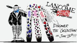 ランコム×エルバスのコスメ6月発売、アニメ制作も