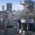 円谷プロダクションが謎のウルトラマンCG映像を公開 渋谷の街を破壊
