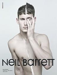 ニール・バレット、ブランド初の広告キャンペーン開始