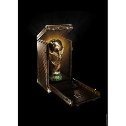 ルイ・ヴィトンがFIFAワールドカップのトロフィーケース製作