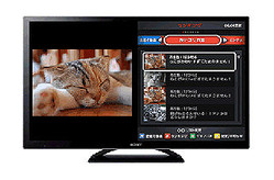 テレビでニコ動が楽しめる!! ビエラとブラビア向けに専用アプリが登場