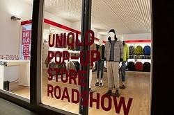 ユニクロのポップアップストア 初進出ベルリンに出店